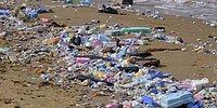 İnsanoğlunun Tabiatla Savaşı Bitmiyor: Kilyos Sahili Moloz Yığınlarının Altında