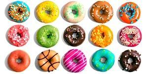 Amerikan Polisinin Milli Yiyeceği: Donut Tarifi