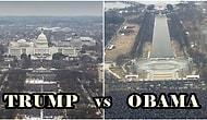 Trump Vs. Obama Yarışı: Trump'tan Amerikan Basınına Manipülasyon Suçlaması!