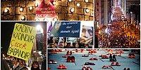 Türkiye'de 8 Mart: 14 Ayda 395 Kadın Öldürüldü, İki Kadından Biri Şiddete Uğradı, Meclis'te ise 'Kadının Adı Yok'