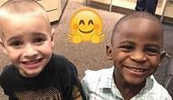 Siyahi Arkadaşıyla Arasındaki Tek Farkın Saç Kesimi Olduğunu Söyleyen Güzel Çocuk: Jax