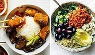 """Son Zamanların Yemek Trendi """"Buda Kasesi"""" Hazırlamanız İçin Hızlı ve Kolay 10 Tarif"""