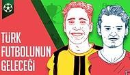 Türk Futbolunun 2 Genç Yeteneği: Enes Ünal ve Emre Mor'un Hikayeleri