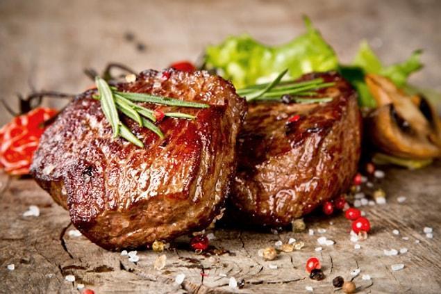 Et yemeyi çok fazla arzuluyorsanız bu demir eksikliğinden kaynaklanıyor olabilir.