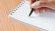 Derslerde aldığımız notlara doğru çalışıyor muyuz ?