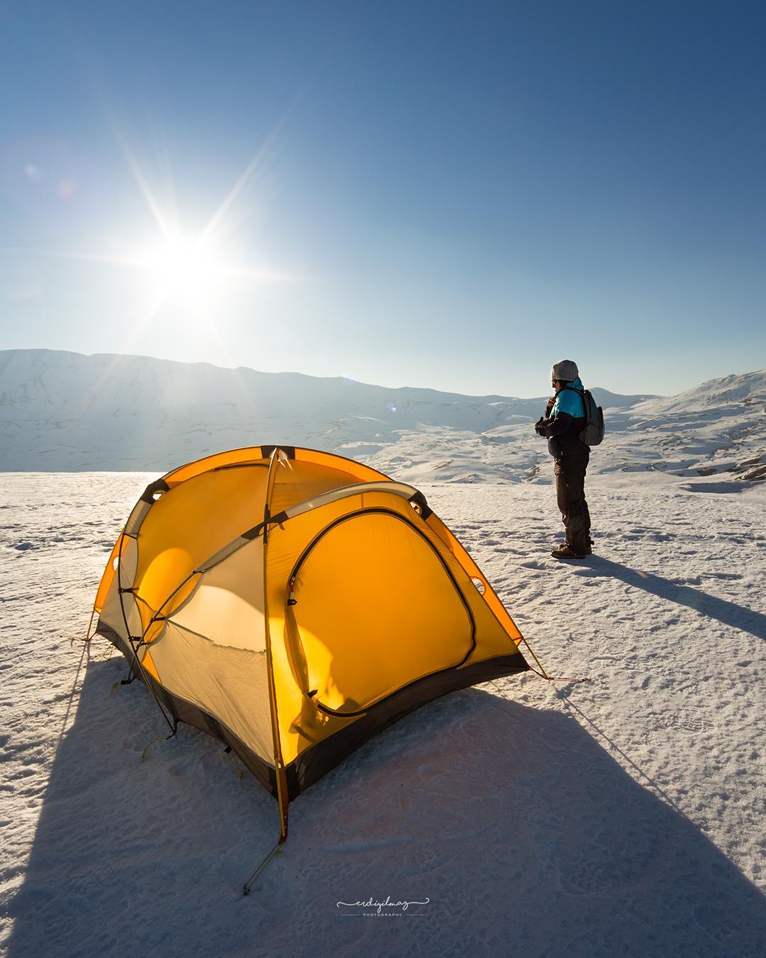 Kışın Kamp Yapmayı Sevenler İçin 13 İdeal Kamp Yeri Önerisi 17