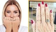 Bir Bakan Bir Daha Bakıyor! Değişik Elleri ile Dillere Destan Olan Ünlüler
