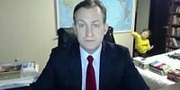 BBC Röportajı Sırasında Çocukları Tarafından Sabote Edilen Profesör, Ailesiyle Kamera Karşısına Geçti