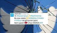 Diplomatik Kriz #NaziAlmanya ve #NaziHollanda Hashtagleri ile Twitter'a da Sıçradı!