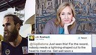 Harry Potter Gibi Yaralanan Gigi Datome'ye Kitabın Yazarı J.K. Rowling'den Cevap Geldi