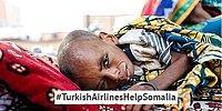 Tüm Dünyanın İzlediği Somali'deki İnsanlık Dramına THY Yetişti! #TurkishAirlinesHelpSomalia