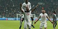 Çeyrek Finaldeyiz! Beşiktaş 4-1 Olympiakos