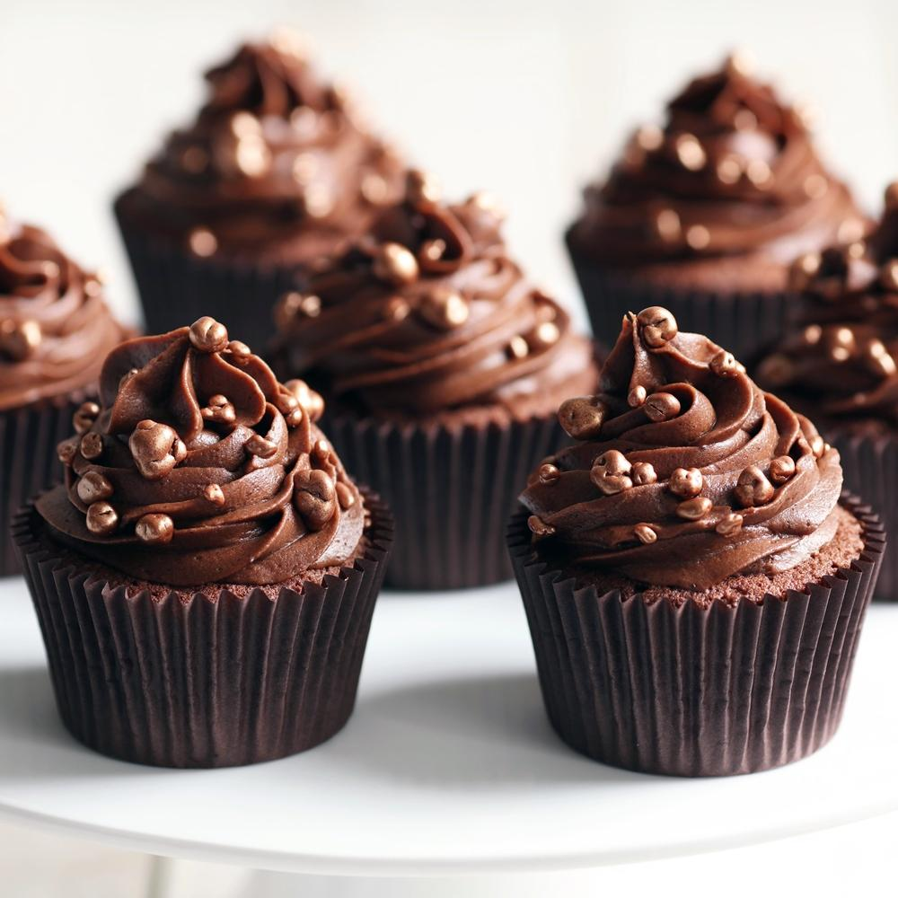 Double Chocolate Muffins Mary Berry