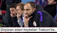 Galatasaray'ın 10 Kişi Kalan Trabzonspor'a 2-0 Mağlup Olmasını Yorumsuz Bırakmayan 20 Kişi