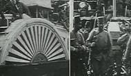 Yandan Çarklı Vapurla Çanakkale'ye Sevk Edilen Askerlerin Tarihi Görüntüleri