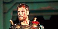 Kısa Saçlı Thor!Thor Ragnarok Filminden İlk Görüntüler