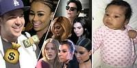 Blac Chyna Kardashian Ailesinin Pisliğini Ortaya Dökmemek İçin 50 Milyon Dolar İstiyor!