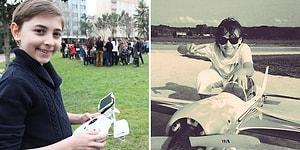Umutla Dolduk! ABD'den Ödüllü Drone Geliştiricisi 16 Yaşındaki Mehmet Ali'yle Tanışın!