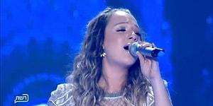 The Voice İsrail'i Türk Asıllı Sapir Saban 'Haydi Söyle' ile Kazandı