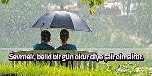 Hikmet Anıl Öztekin'in Eserlerinden Süzülen 'Aşk'a Dair 10 Etkileyici Söz