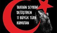 Tarihin Seyrini Değiştiren 11 Büyük Türk Komutanı Anlatan 11 Kitap