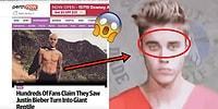 Justin Bieber'ın Şekil Değiştiren Bir Kertenkele Olmasıyla İlgili Bilmeniz Gereken Her Şey