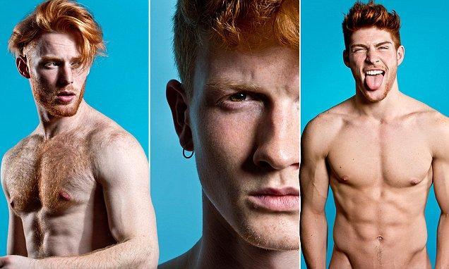 Redhead gay male porn clips free