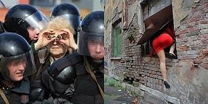 Rusya Sokaklarını Hiçbir Kartpostalda Göremeyeceğiniz Şekilde Fotoğraflayan Sanatçı