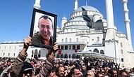 Gazeteci Tayfun Talipoğlu Son Yolculuğuna Uğurlandı...