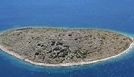 Görüntüsüyle Parmak İzini Andıran Hırvatistan Adası: Baljenic