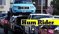 Trafik Derdi Olmayan Araba: Hum Rider