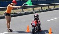 4 Yaşındaki Yetenekli Motosiklet Sürücüsü Tima Kuleshov ile Tanışın!