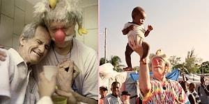 İnsanlara Aşıladığı Sevgiyle Daha İyi Bir Dünya İçin Uğraşan Palyaço Doktor: Patch Adams
