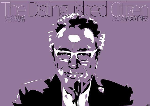 15. The Distinguished Citizen - Saygın Vatandaş
