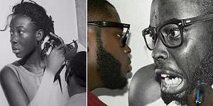 Gerçeğinden Daha da Gerçek Karakalem Portreler Çizen Nijeryalı Sanatçı: Arinze Stanley