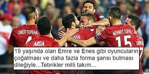 Türkiye'nin Cenk Tosun'u Var! Finlandiya Maçının Ardından Yaşananlar ve Tepkiler