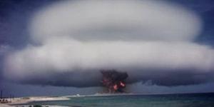 Daha Önce Görmediğiniz Nükleer Bomba Test Görüntüleri