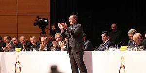 Galatasaray'da Dursun Özbek Yönetimi İbra Edildi, Taraftar Küplere Bindi!