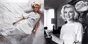 Marilyn Monroe'nun 90 Bin Dolara Açık Arttırmaya Sunulan Çarpıcı Fotoğraf Koleksiyonu
