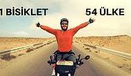 Bisikletle Afrika'da 54 Ülke Gezen Hasan Söylemez'in Kamerasından 22 Kare