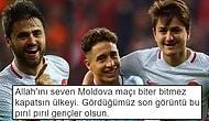 Bando Es-Es Çaldı, Gençlerimiz Şov Yaptı! Moldova Maçının Ardından Yaşananlar ve Tepkiler