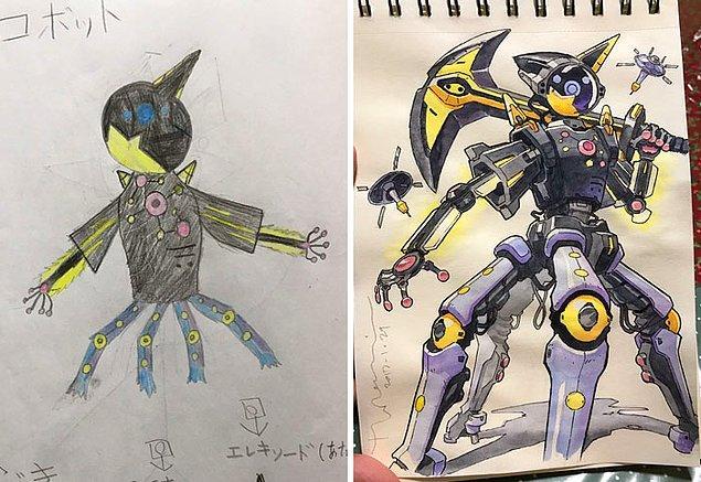 10. Kozmik robot