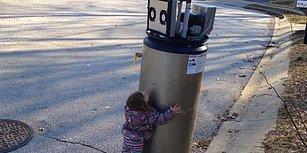 Gerçek Saf Sevgi Burada: Su Isıtıcısını Robot Zanneden Kızın Kalpleri Eriten Anları