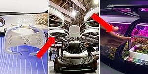 Muazzam Teknolojisiyle Aklınızı Alıp Sizi Bir Süre Boş Boş Baktıracak 12 Son Model Otomobil