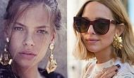 """Yeni Sezona Damgasını Vurmaya Hazırlanan En """"Büyük"""" Trend: XXL Küpeler"""