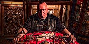 220 Parçalık Antika İşkence Koleksiyonu ile Dünya Rekorlar Kitabına Girmek İsteyen Adam