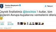 Ligde Zirveyi Zorluyor, Twitter'da Fenomenliği: Başakşehir Hesabının En İyi 15 Tweeti