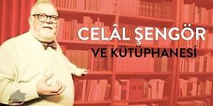 Yaptığın İşe Aşık Olmanın En Güzel Örneği Olan Celal Şengör'ün Ağzı Açık Bırakan 50 Bin Kitaplı Kütüphanesi