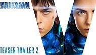 Cara Delevingne'li 'Valerian and the City of a Thousand Planets'ten Fragman Geldi