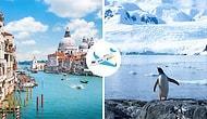Yıl İçinde Yerli ve Yabancı Turistlerin İstilasına Uğrayarak Dikkatleri Üzerine Çeken 13 Ülke